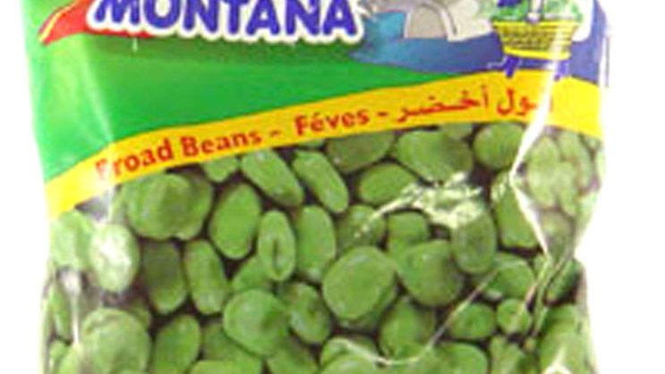 Montana Green Fava Beans 14 oz