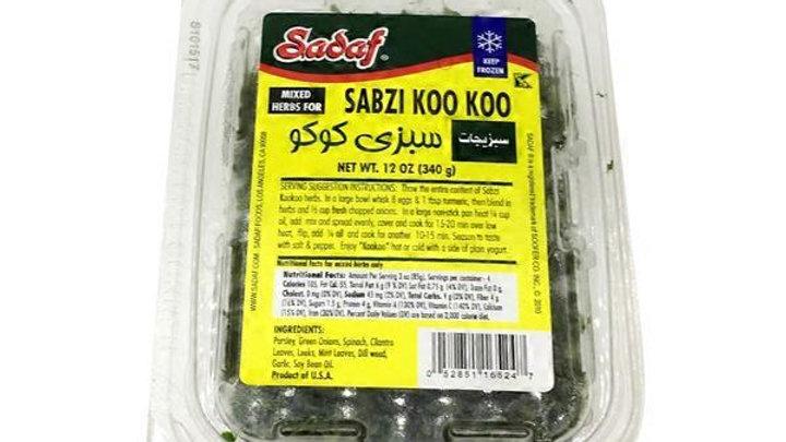 Sadaf Sabzi KooKoo 12oz