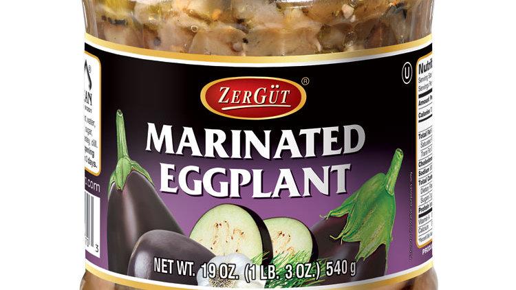 Zergut Marinated Eggplant 19 oz