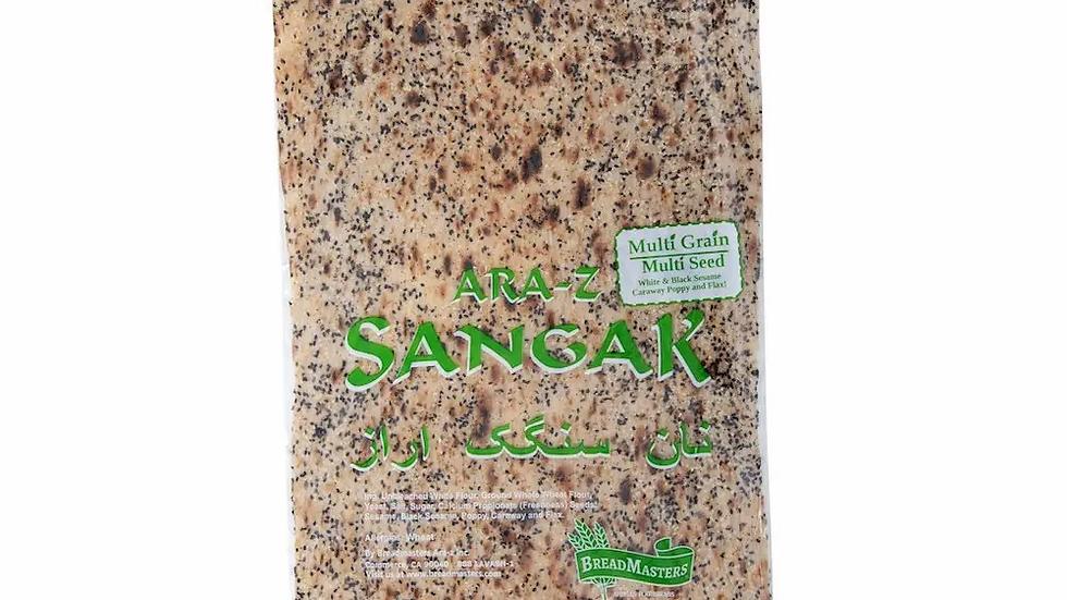 Sangak Bread Multi Grain