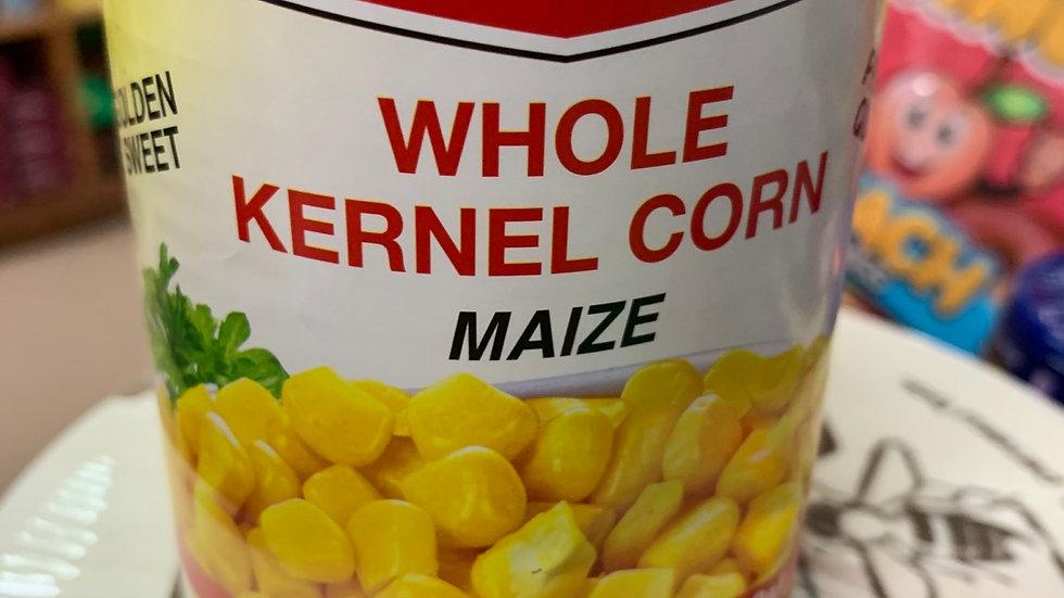 Tazah Whole Kernel Corn 14oz