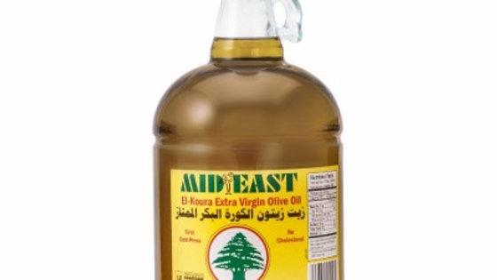M.E Koura Ex Virgin Olive Oil 3LT