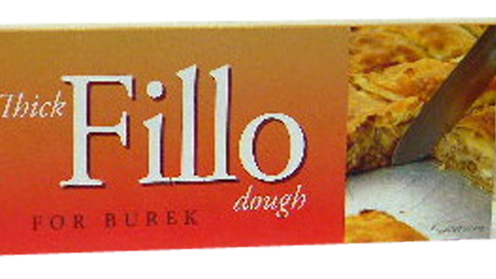 Zergut Thick Fillo Dough 1 lb