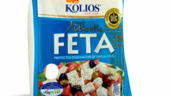 Kolios Greek Feta 1lb