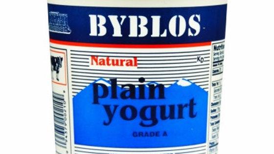 Byblos Yogurt 32oz