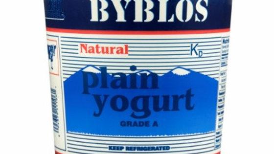 Byblos Yogurt 64oz