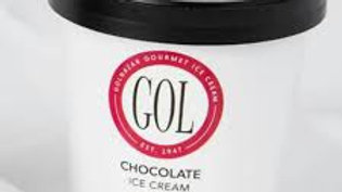 Golnazar Chocolate Ice Cream 1 pint