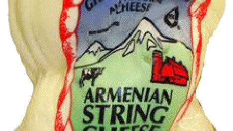 Gharibian String Cheese 1 lb