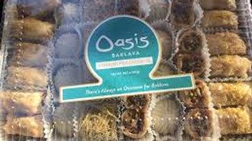 Oasis Assorted Pistachio Baklava 28.7 oz