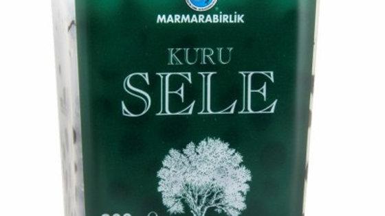 MB Gemlik Black Olive Kuru Sele 800g