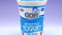 Gopi Whole Milk Yogurt 32oz