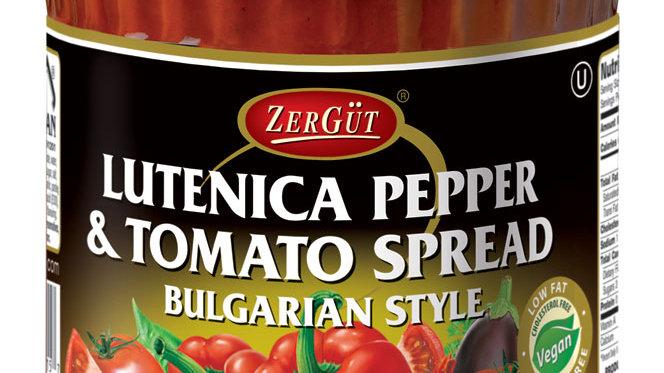 Zergut Bulgarian Style Lutencia 19 oz