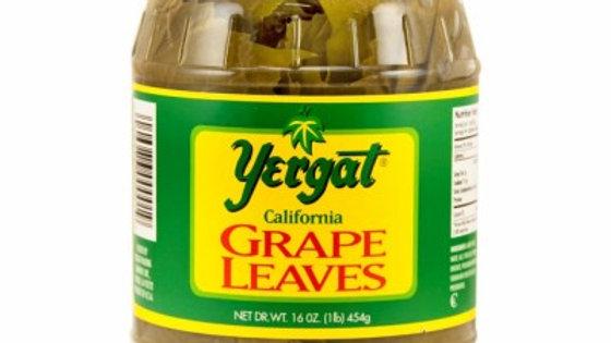 Yergat Grape Leaves 16oz