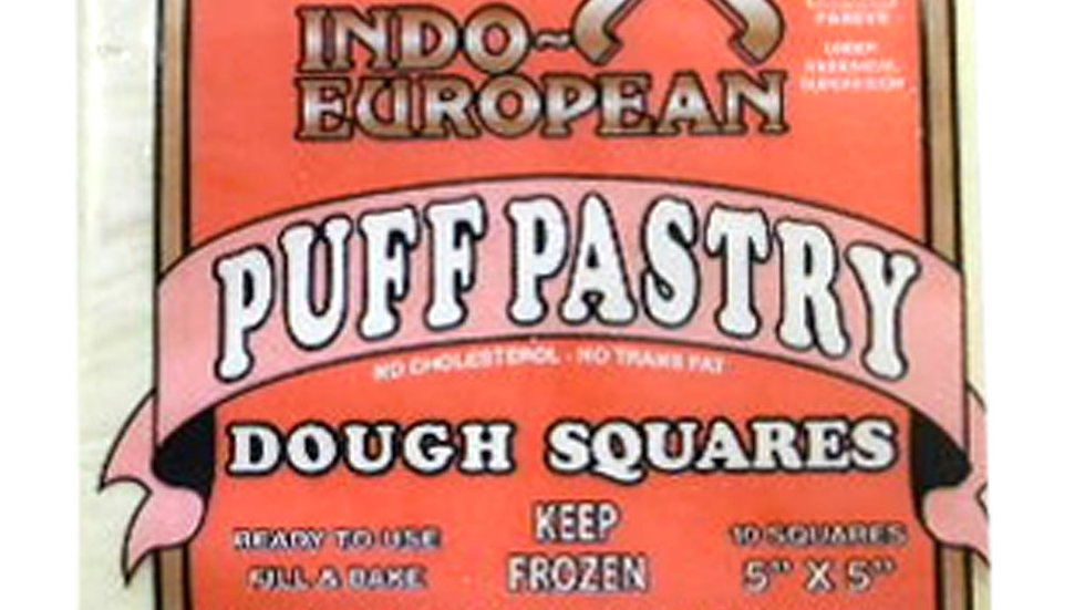 Indo-European Puff Pastry Dough 22 oz
