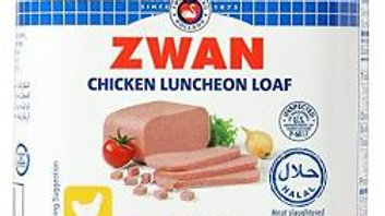 Zwan Chicken Luncheon Meat/ Halal 12 oz