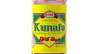 Ziyad Kunafa Coloring 2 oz Jar