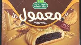 Halwani Maamoul  Date Filled Cookies Whole Wheat40g