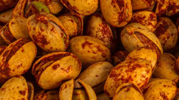 Chilli Lemon Pistachio 1 lb