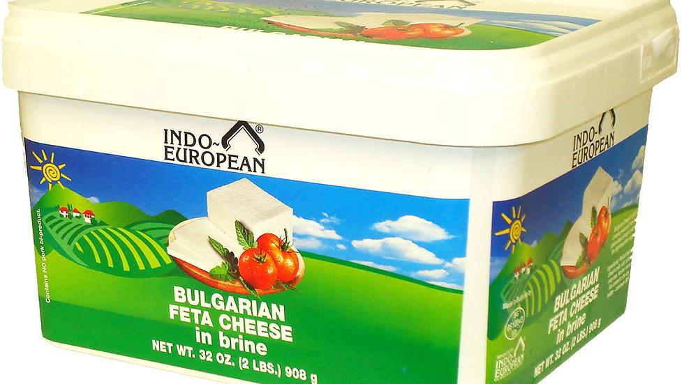 Indo-Euro Bulgarian Feta 2 lb