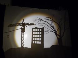 L'arbre sur le chantier