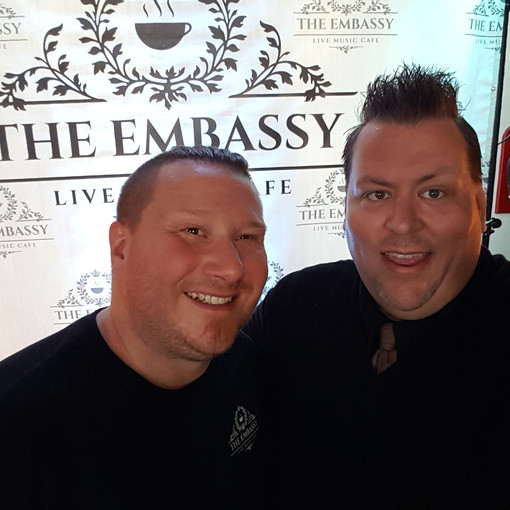 Embassy Live Cafe, Kingston ON