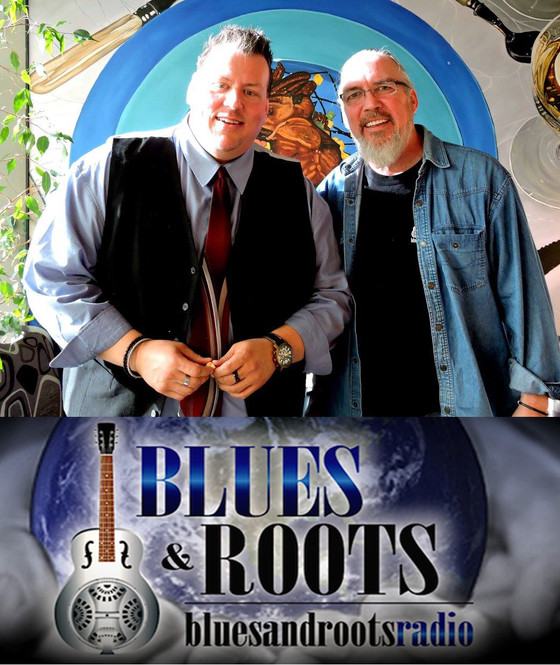 Mike Biggar Blues & Roots Radio Interview