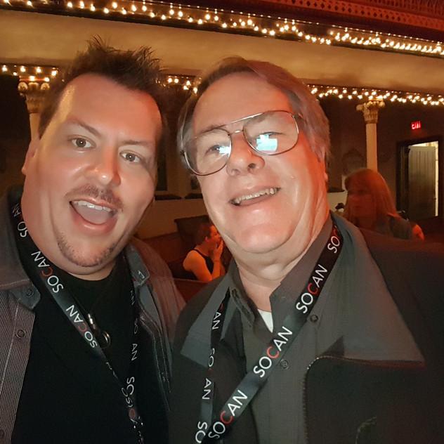Maine USA Promoter Phil McIntyre