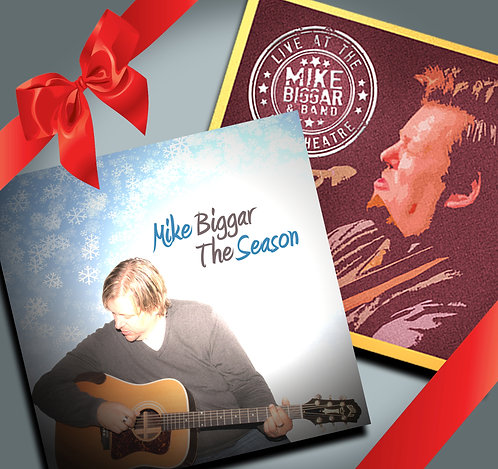 'THE SEASON' & 'LIVE AT THE BMO THEATRE' Christmas Duo Pack!