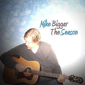 Mike Biggar Album Cover The Season