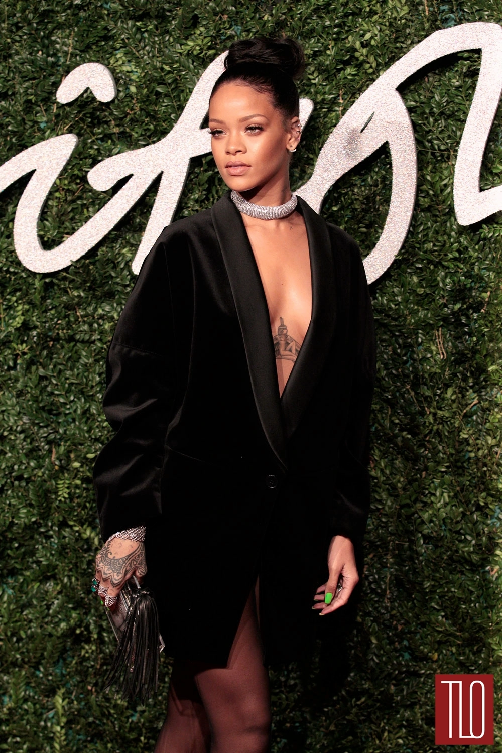 Rihanna-2014-British-Fashion-Awards-Stel