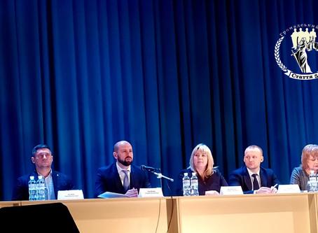 Засідання Ради розвитку громад і територій регіону під керівництвом голови Кіровоградської ОДА