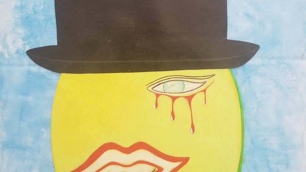 """Homage to LSD"""