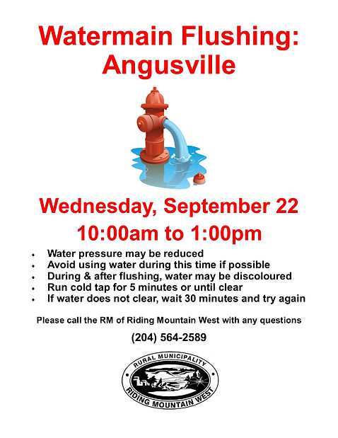 Flushing notice Angusville.jpg