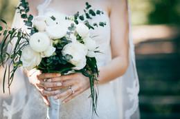 Sogol Garden Rose Bouquet