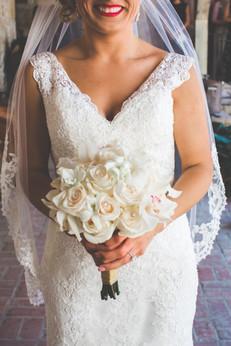 Bridal Floral Details