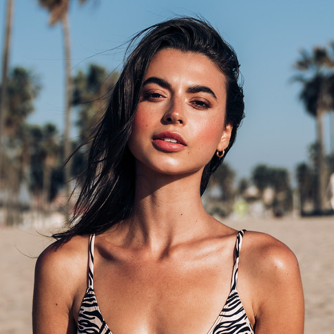@reinajsilva with THE INDUSRTY Model Managment  photo by Mike Karimas