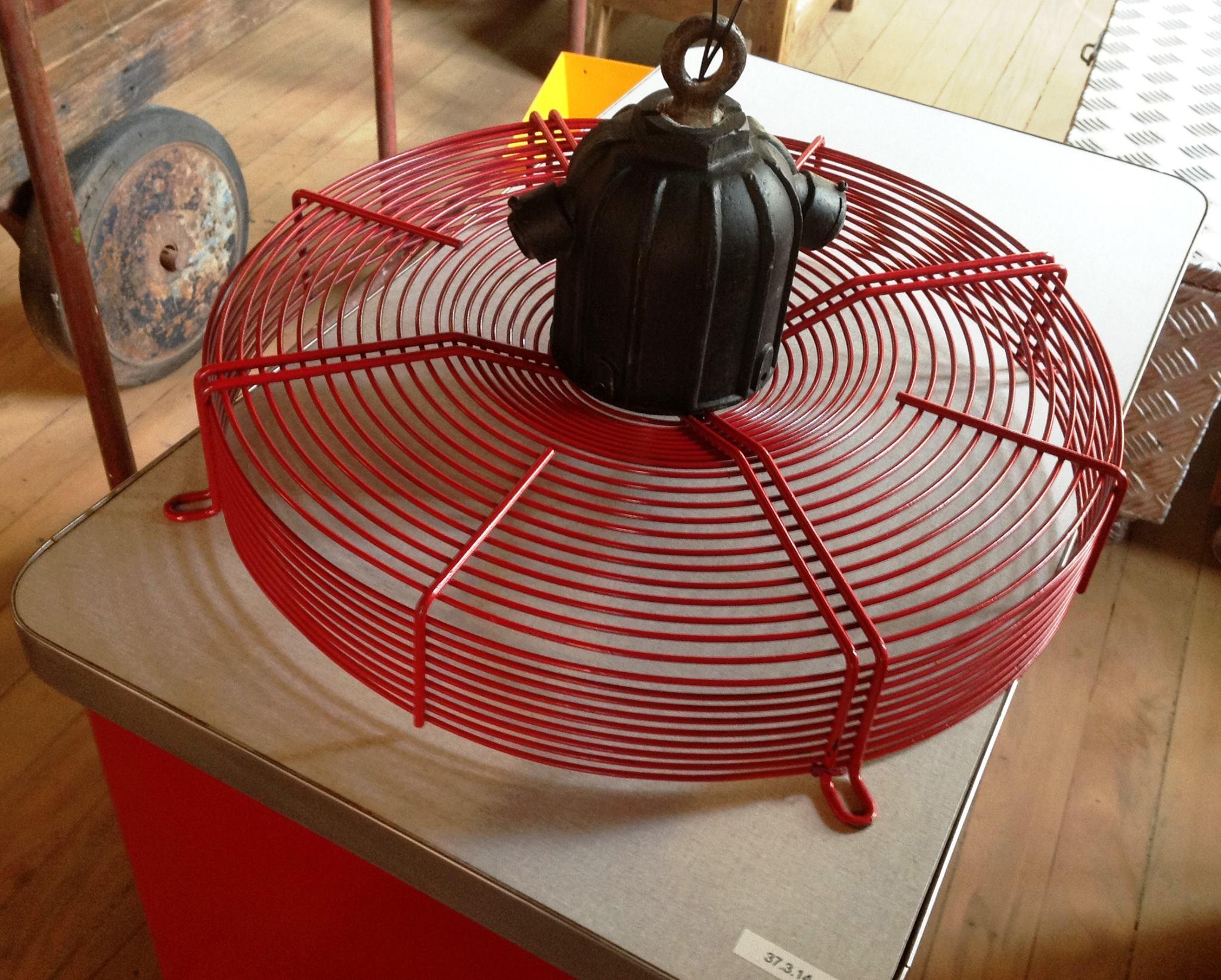 Pendente ventilador