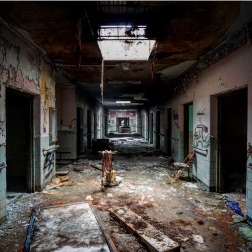 When visiting the most haunted places in America, don't leave this asylum out.
