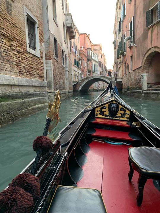 If you're wondering how to spend 2 days in Venice, you should go on a gondola for sure.