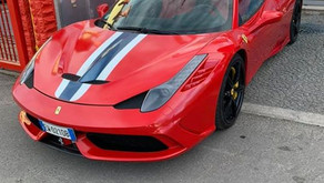 Experience Driving a Ferrari in Italy