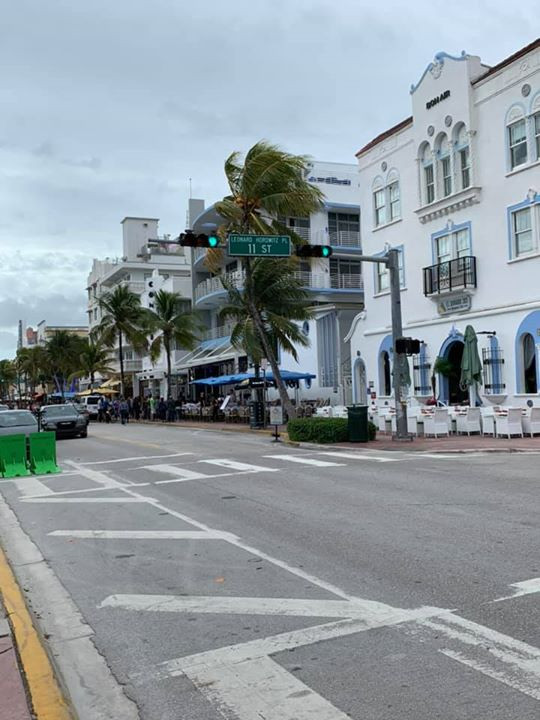 A walk along Ocean Drive is a great thing to do in South Beach.