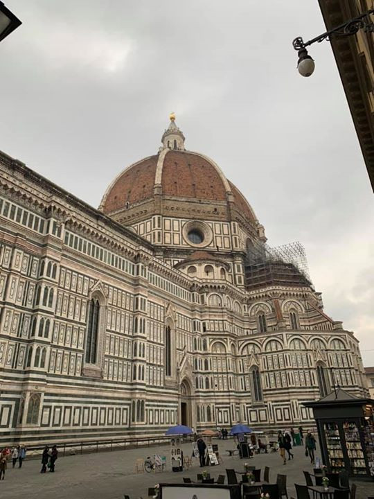 Visiting the cathedral is one of the top things to do in Florence.