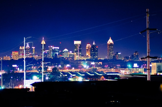 To gain the most rap success, many artists move to the southern city of Atlanta.