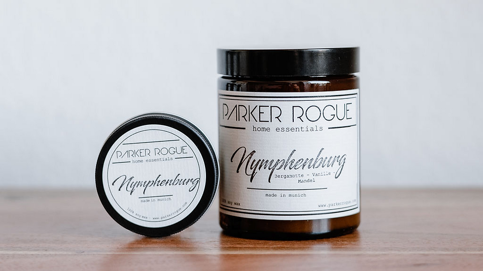 Nymphenburg - Bergamotte & Vanille & Mandel