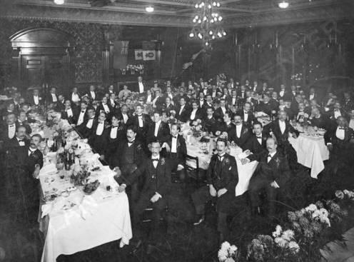 San Carlo Opera Orchestra Banquet