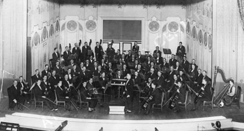 Enrico Leide with Atlanta Symphony Orchestra
