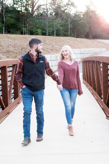 Couple shoot Lisa Schwerin Fort Smith, Arkansas photographer
