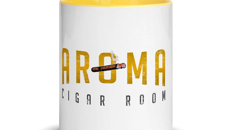Aroma Cigar Room Mug with Color Inside