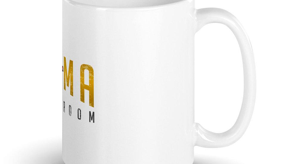 Aroma White 15oz Mug