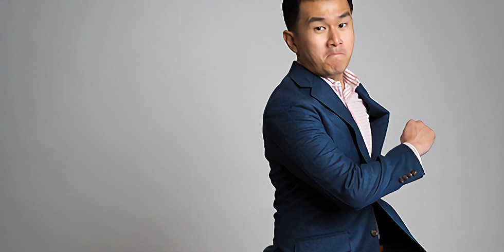 Ronny Chieng at Neptune Theatre, Seattle WA